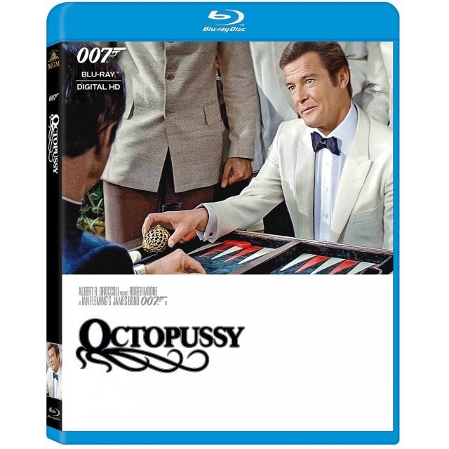 Octopussy [Blu-ray+Digital Copy]