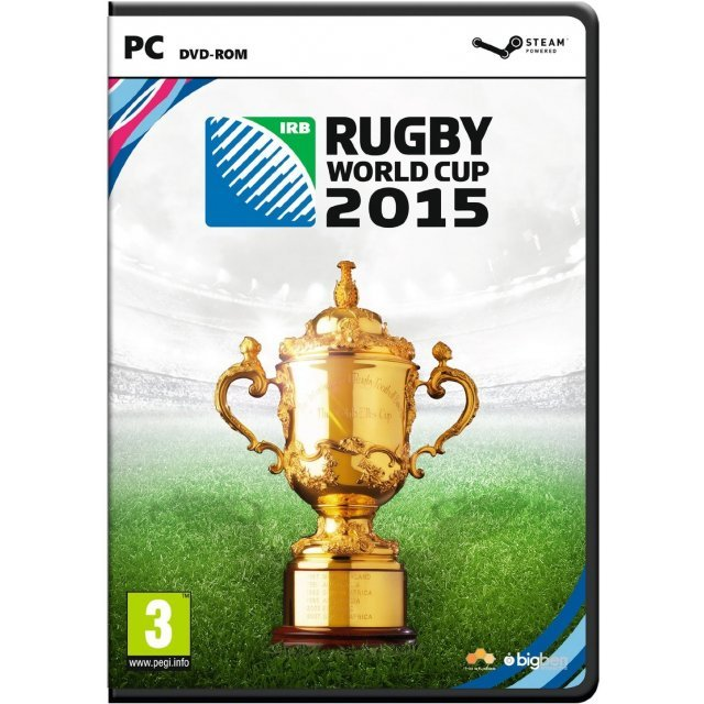 Rugby World Cup 2015 (DVD-ROM)