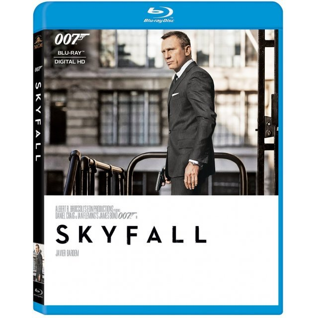 Skyfall  [Blu-ray+Digital Copy]