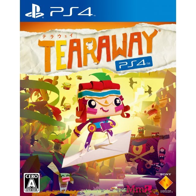 Tearaway PlayStation 4