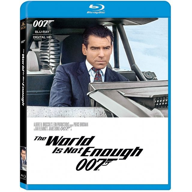 The World Is Not Enough [Blu-ray+Digital Copy]