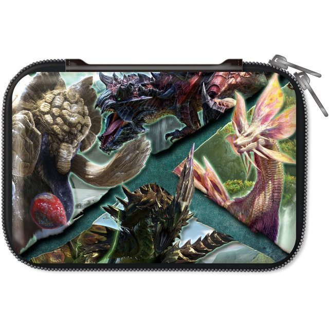 Monster Hunter X Pouch for New 3DS LL