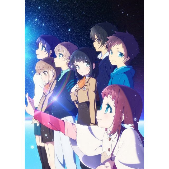 Nagi No Asukara Blu-ray Box [Limited Edition]