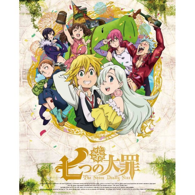 Seven Deadly Sins Vol.9 [Blu-ray+CD Limited Edition]