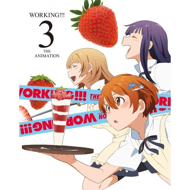 Working!!! Vol.3 [Blu-ray+CD Limited Edition]