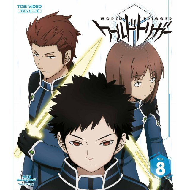 World Trigger Vol.8