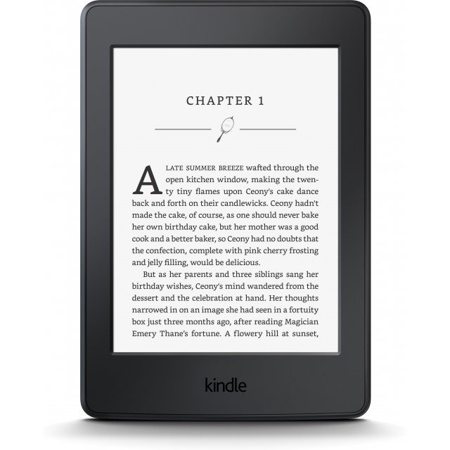 Amazon Kindle Paperwhite Wi-Fi (2015)