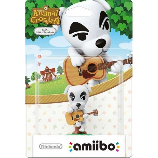 amiibo Animal Crossing Series Figure (K.K. Slider)