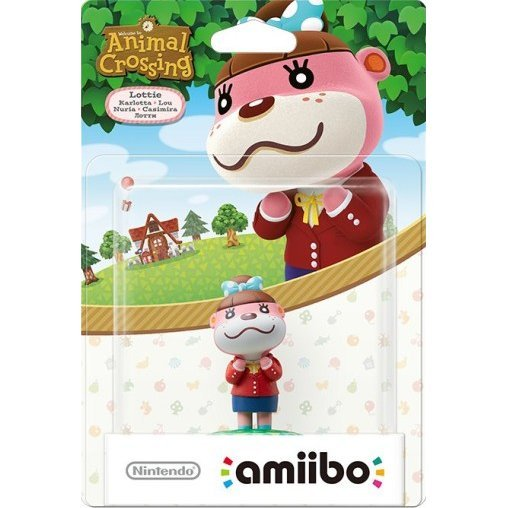 amiibo Animal Crossing Series Figure (Lottie)