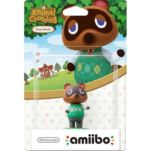 amiibo Animal Crossing Series Figure (Tom Nook)
