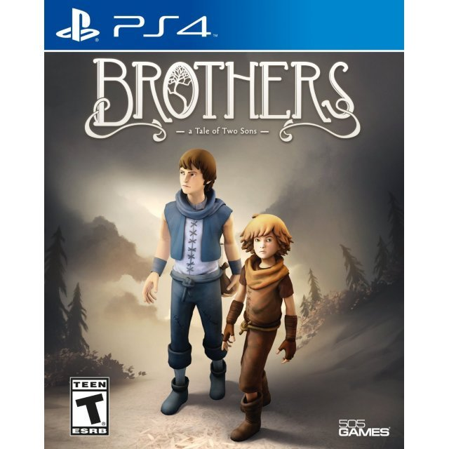 Brothers: A Tale of Two Sons (English & Simplified Chinese Sub)