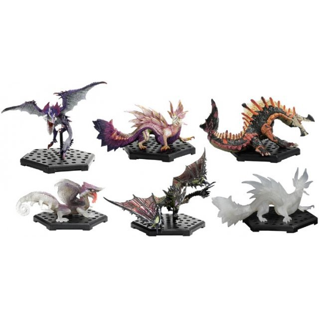 Capcom Figure Builder Monster Hunter Standard Model Plus Vol. 5 (Set of 6 pieces) (Re-run)