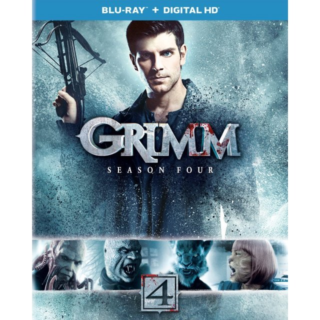 Grimm: Season Four [Blu-ray+UltraViolet]