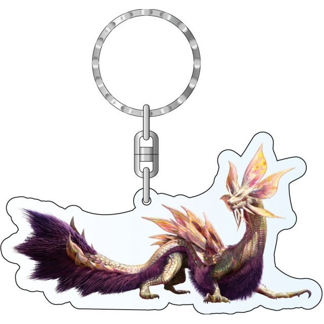Monster Hunter X Acrylic Keychain: Leviathans