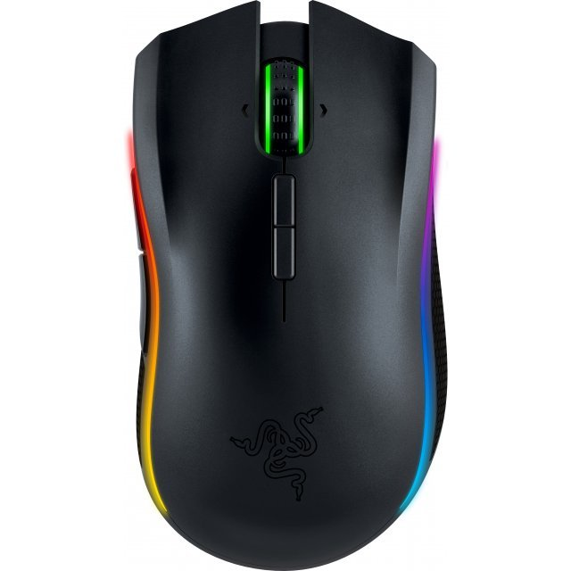 Razer Mamba Wired/Wireless Laser Mouse