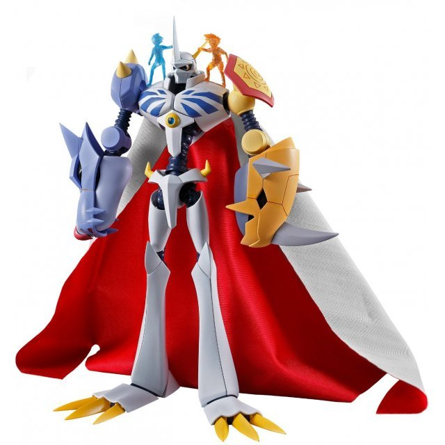 S.H.Figuarts Digimon: Omegamon (Our War Game Ver.)