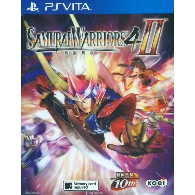 Samurai Warriors 4-II (English)