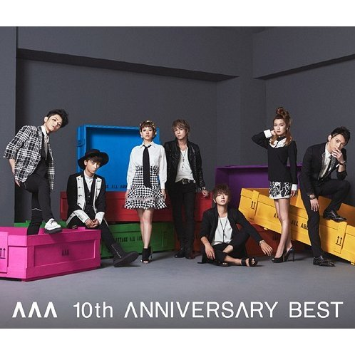 10th Anniversary Best [2CD+DVD]