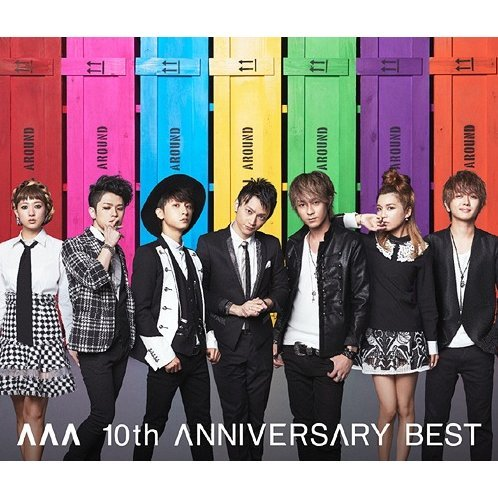 10th Anniversary Best [3CD+DVD Limited Edition]