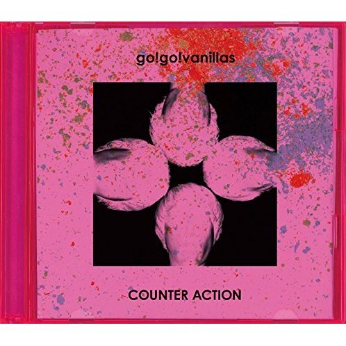 Counter Action [CD+DVD Limited Edition]