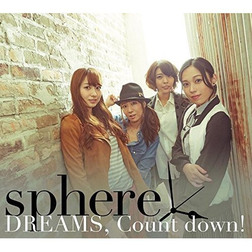 Dreams Count Down [CD+DVD Limited Edition Type A]