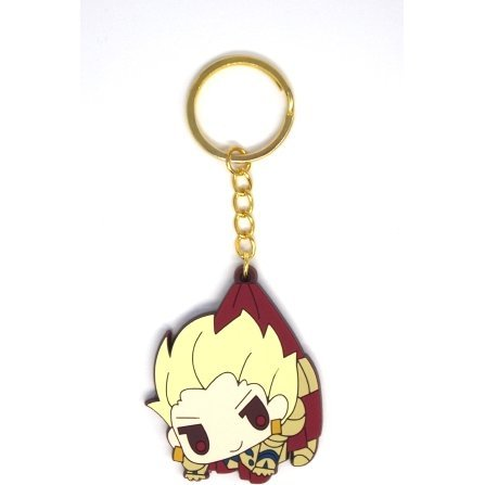 Fate/Zero Tsumamare Key Ring: Archer