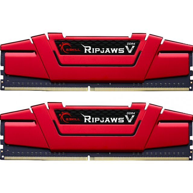 G.Skill RipJaws V DIMM Kit 16GB, DDR4-2400, CL15-15-15-35