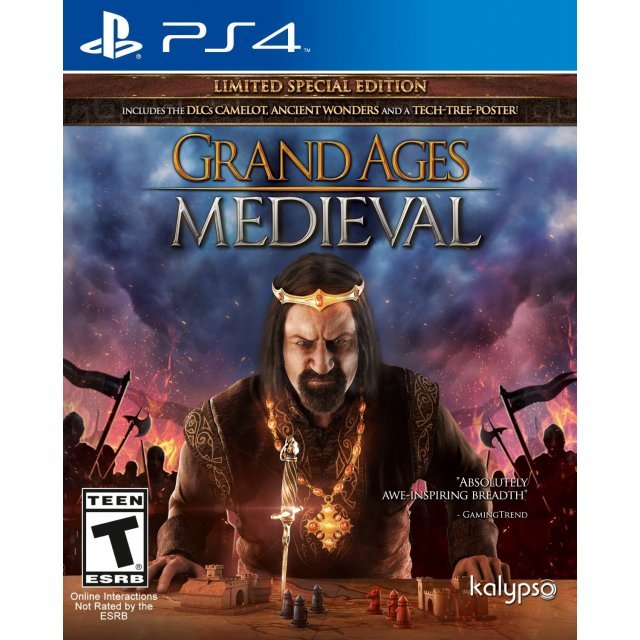 Grand Ages: Medieval (Limited Special Edition)