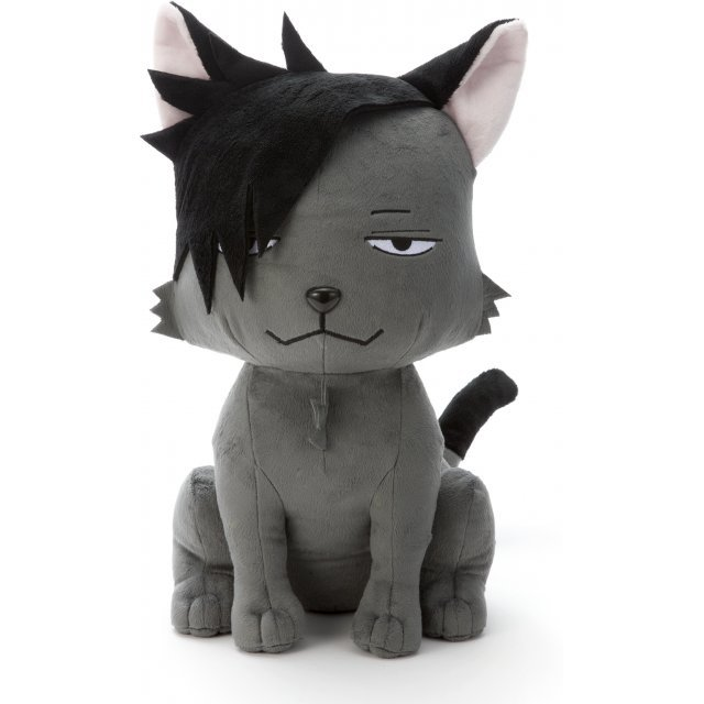 Haikyu!! Second Season Big Plush Nekoma Cat: Kuroo