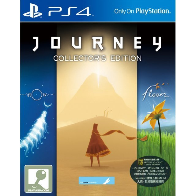 Journey Collector's Edition (Chinese Sub)