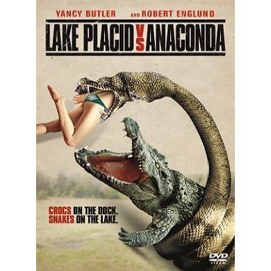 Lake Placid vs Anaconda