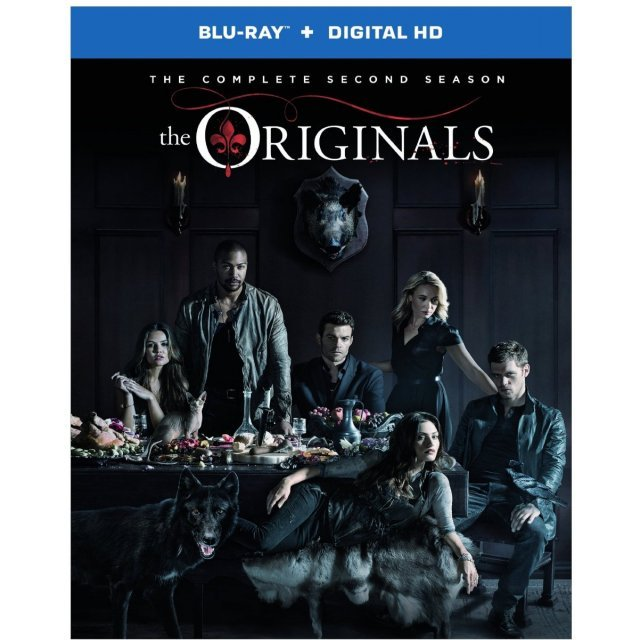 The Originals: The Complete Second Season [Blu-ray+Digital HD]
