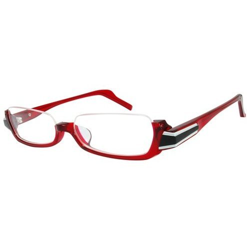 Phantasy Star Online 2 Red Rim Glasses: Repka