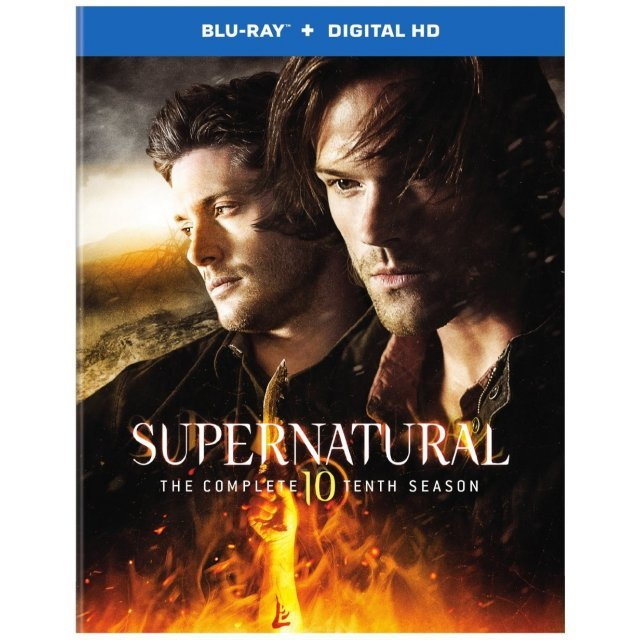 Supernatural: The Complete Tenth Season [Blu-ray+Digital HD]