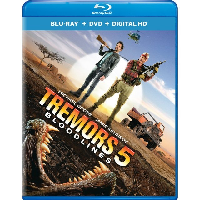 Tremors 5: Bloodline [Blu-ray+DVD+Digital Copy+UltraViolet]