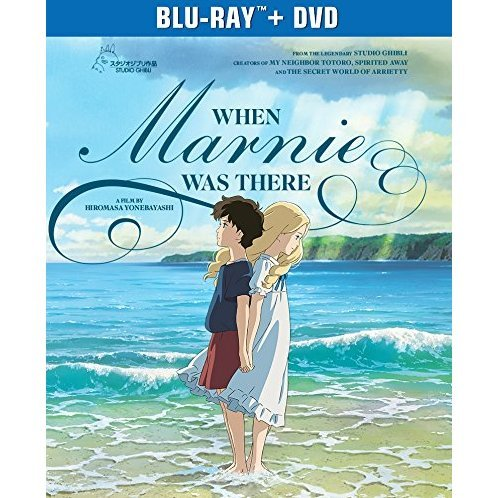 When Marnie Was There [Blu-ray+DVD]
