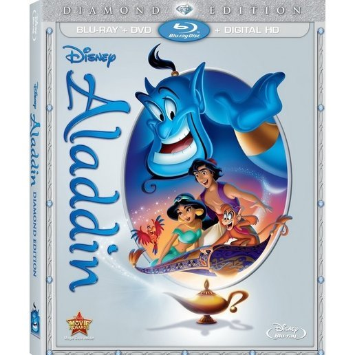 Aladdin (Diamond Edition) [Blu-ray+DVD]