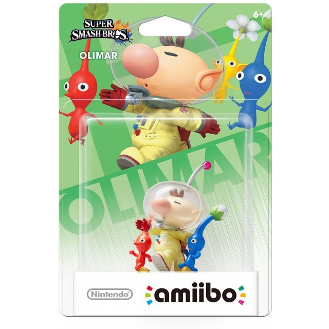 amiibo Super Smash Bros. Series Figure (Pikmin & Olimar)
