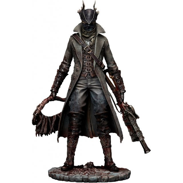Bloodborne 1/6 Scale Statue: Hunter Puddle of Blood Ver.