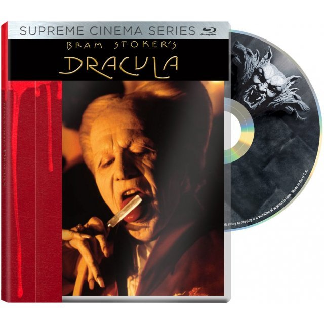 Bram Stoker's Dracula (Limited Edition) [Blu-ray+UltraViolet]
