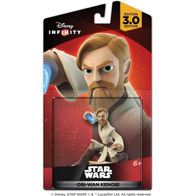 Disney Infinity 3.0 Edition Figure: Star Wars Obi-Wan Kenobi