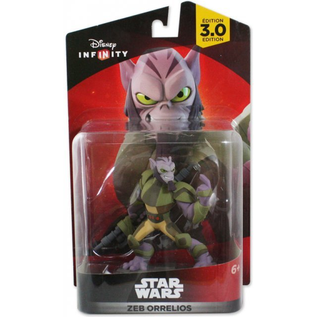 Disney Infinity 3.0 Edition Figure: Star Wars Zeb Orrelios