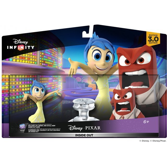Disney Infinity Play Set (3.0 Edition): Disney Pixar's Inside Out