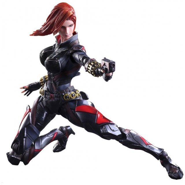 Marvel Universe Variant Play Arts Kai Avengers: Black Widow