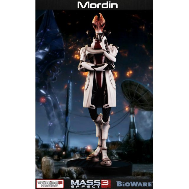 Mass Effect 3 Statue: Mordin