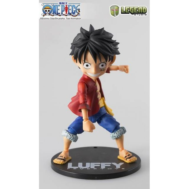 One Piece Fever Toy Action Figure: Monkey D. Luffy