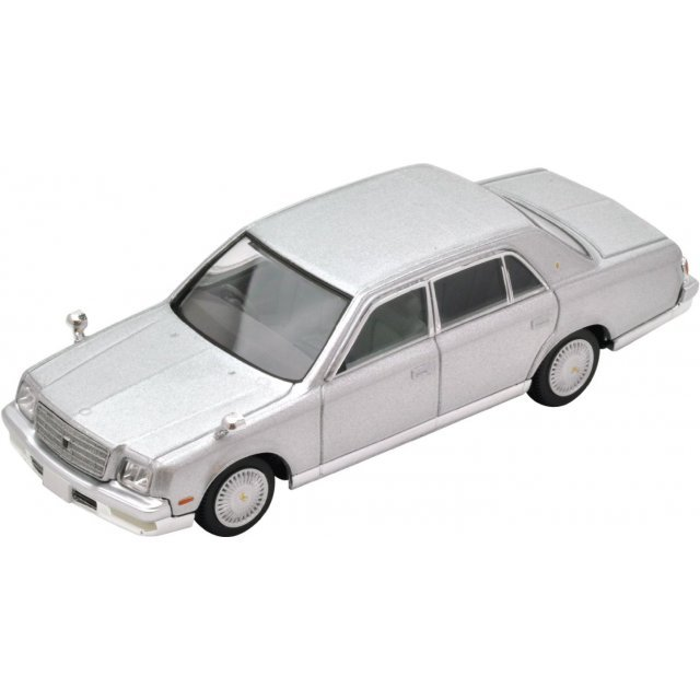 Tomica Limited Vintage NEO: TLV-N105d Toyota Century Silver