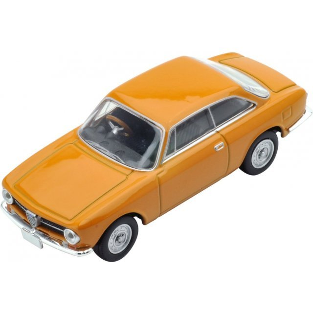 Tomica Limited Vintage: TLV-156a Alfaromeo 1600 Junior Yellow