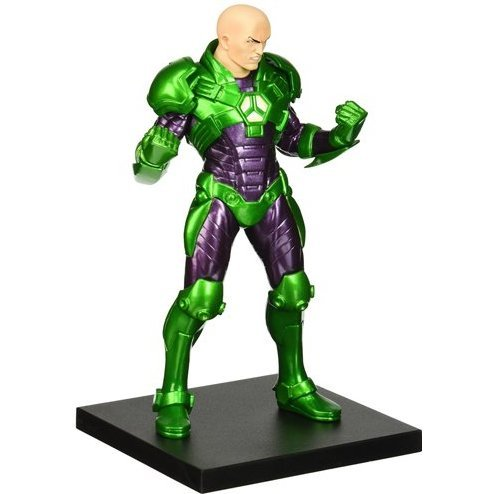ARTFX+  DC Comics New 52 1/10 Scale Pre-Painted Figure: Lex Luthor