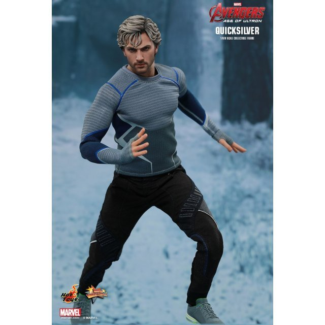 Avengers Age of Ultron: Quicksilver